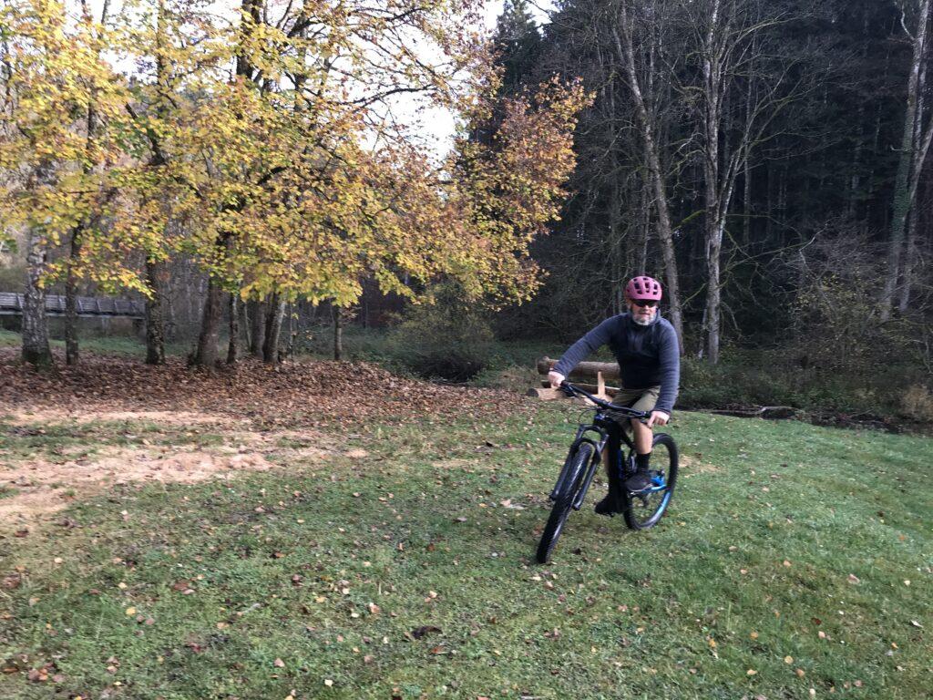 Martin Benkert auf einem e-Bike von Martin e-Bike and more aus Niedereschach
