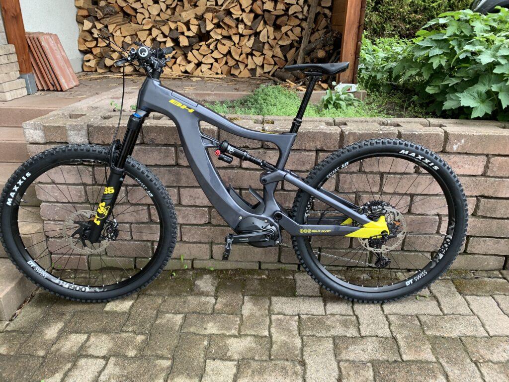 Fully Carbon Mietfahrrad/e-Bike von Martin e-Bike and more. Modell XTEP CARBON LYNX 6 PRO-S von BHbikes